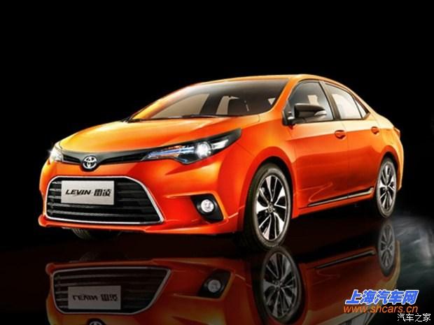 广汽丰田 雷凌 2015款 1.8gs cvt橙色限量版