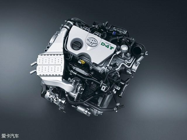 2014新卡罗拉的发动机