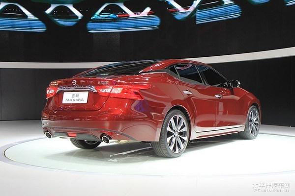 日产西玛将在北京车展上市 共四款车型