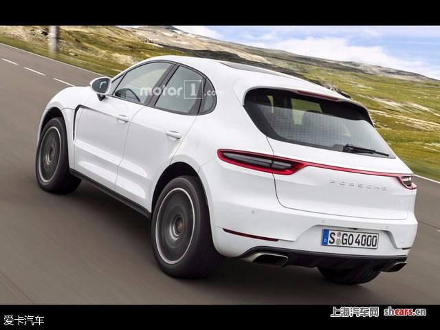 命名 Majun 保时捷将推新紧凑型SUV
