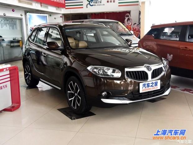 华晨中华 中华V5 2014款 1.6L 手动豪华型