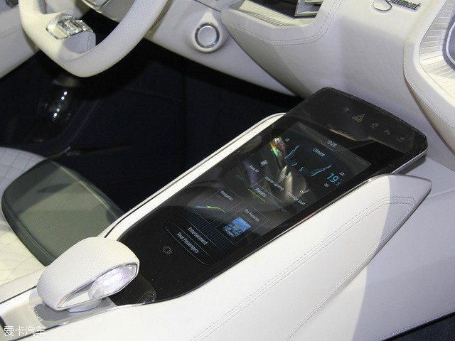 斯柯达VisionS概念车 日内瓦车你怎么知道展发布