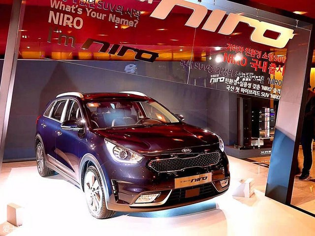 起亚Niro将北京车展国内首发 10月上市