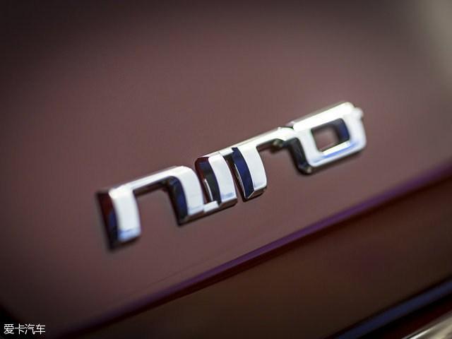 起亚(进口)2016款起亚Niro