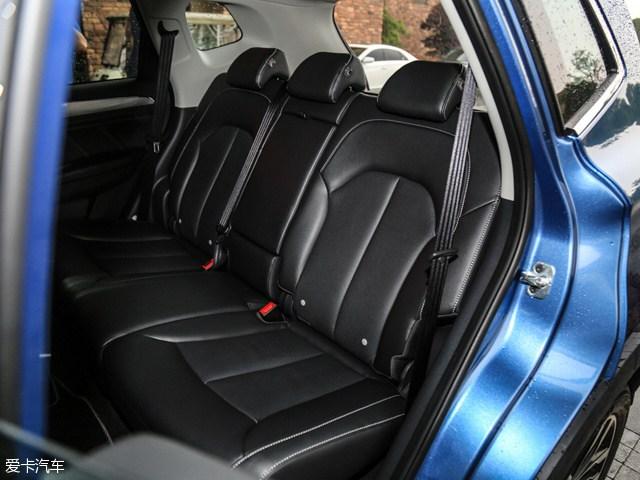上汽荣威RX5今日上市 售价不高于19万元高清图片