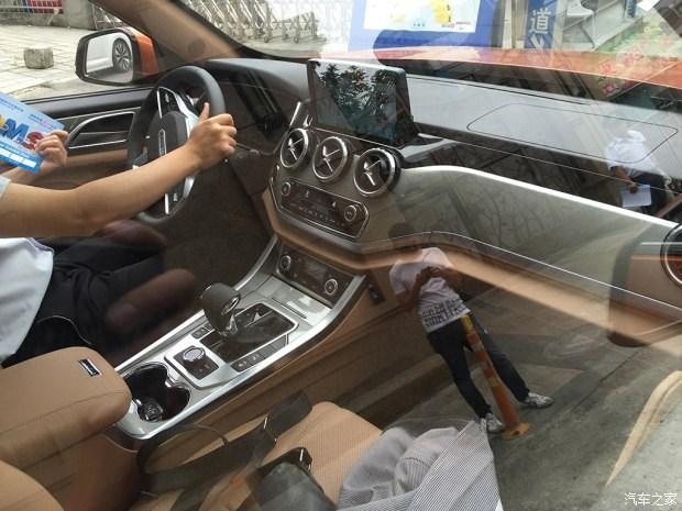 成都车展探馆 野马全新SUV T80高清图片