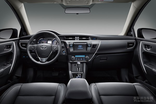 一汽丰田新款卡罗拉上市