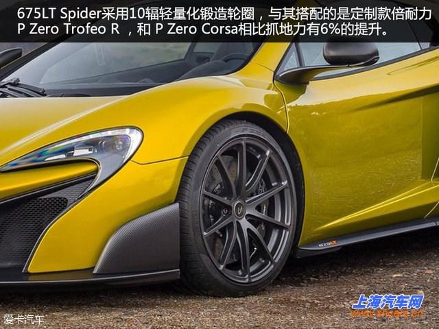 675LT Spider