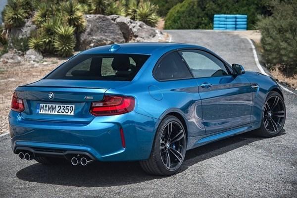 宝马M2_Coupe