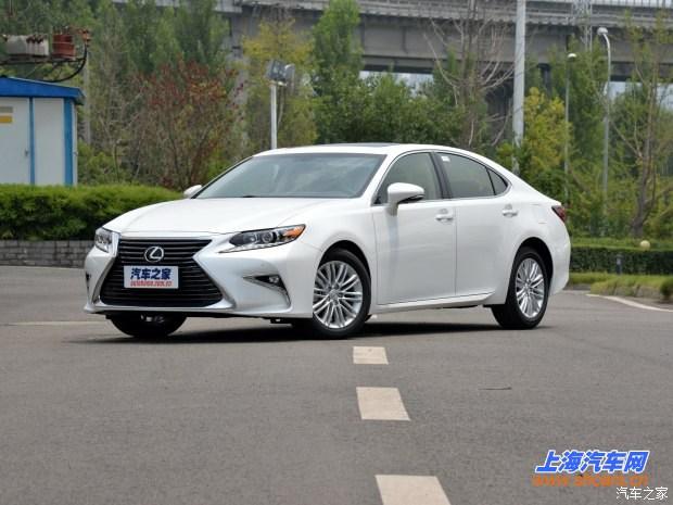 雷克萨斯新款es预售价 车型 预售价(万元) es200 精英型 30.