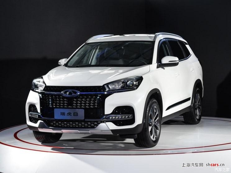 奇瑞汽车 瑞虎8 2018款 1.5t 自动旗舰型
